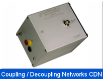 CDN Coupling / Decoupling Networks